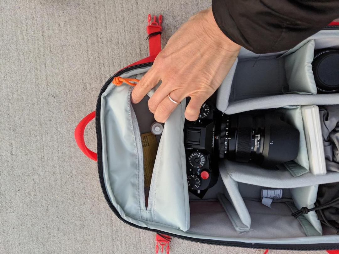 Lowepro Tahoe BP 150 Camera Bag | Authentic Asheville 4