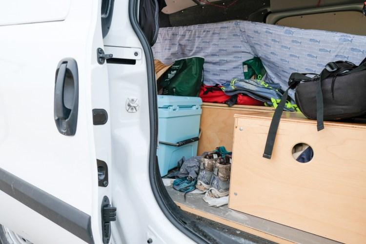 Ram Promaster City Wayfarer Kit Camper Van Conversion Review