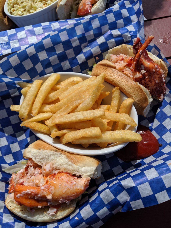 Best Lobster Rolls in Nova Scotia