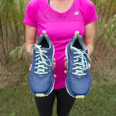 Top view of the Women's Hoka One One Challenger ATR 5