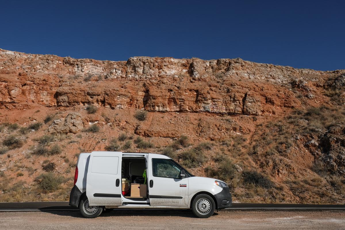 the ram promaster city in Arizona