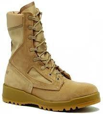 Belleville 300DESST Men's 8-in ST EH Tactical Boot Tan 8 M US