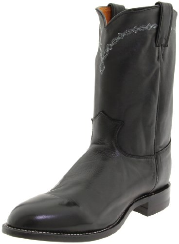 Justin Boots Men's U.S.A. Roper Boot,Black Chester,10 D US
