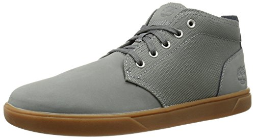 Timberland Men's Groveton Leather Fabric Sneaker Boot
