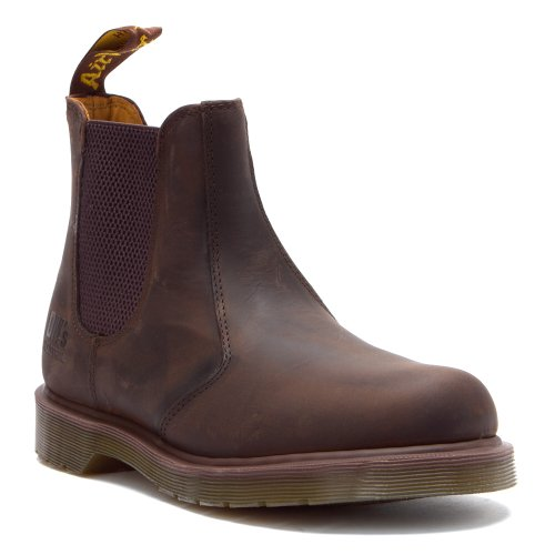 Dr. Martens Men's 8250 Chelsea Non Steel Work Boot,Gaucho Volcano,11 UK/12 M US