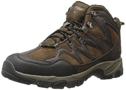 Hi-Tec Men's Altitude Trek Mid I WP Hiking Boot, Dark Chocolate,12 M US