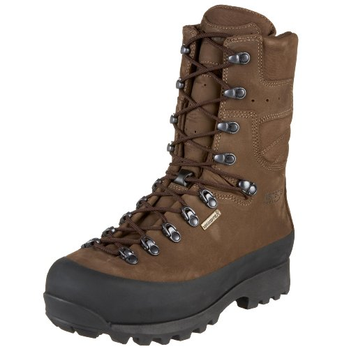 Kenetrek Men's Mountain Extreme Ni Hunting Boot,Brown,9.5 M US
