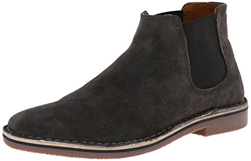 Kenneth Cole REACTION Men's Desert Sky SU Chelsea Boot,Dark Grey,11 M US