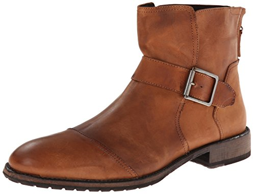 Donald J Pliner Men's Zaira Chukka Boot,Brown Buffalo,9.5 M US