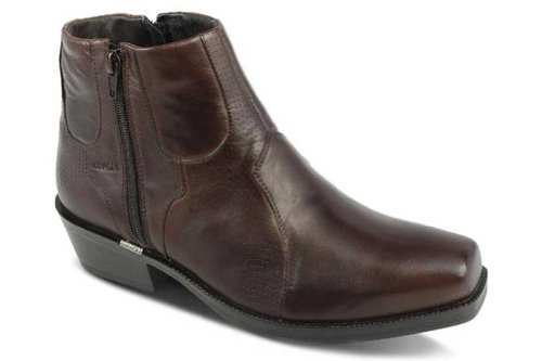Ferracini Men's New Country 9015 Tobacco Leather Boot 11 M US