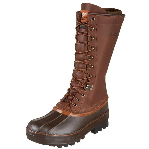 Kenetrek Unisex 13 Inch Grizzly Insulated Boot,Brown,5 M US