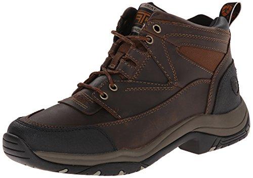 Ariat Men's Terrain Hiking Boot, Distressed Brown, 12 M US