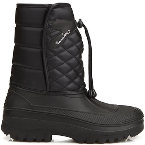 New Middle Waterproof Light Weight Winter Snow Rain Mens Boots (10)