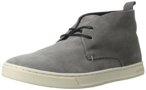 Diesel Men's Drive Time Chukka Boot,Grey Gargoyle,10.5 M US