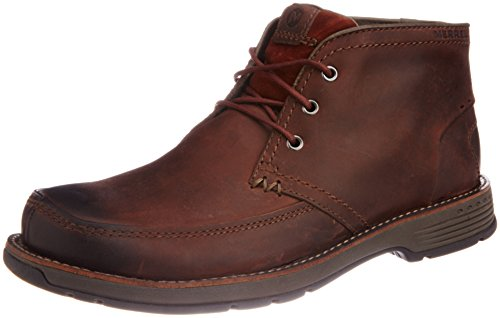 Merrell Men's Realm Chukka Boot,Cinnamon,10.5 M US