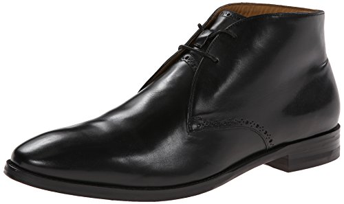 Cole Haan Men's Cambridge Chukka Boot,Black,10.5 M US