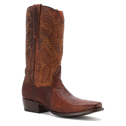 Dan Post Men's Tejada Cowboy Brown Fashion Boot 10 EW