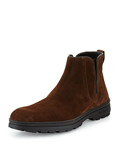 Salvatore Ferragamo Phil Boot, 9.5D