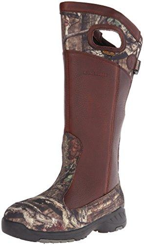 LaCrosse Men's Adder Scent 18 Inch HD Snake Boot,Brown/Mossy Oak Infinity,11.5 M US