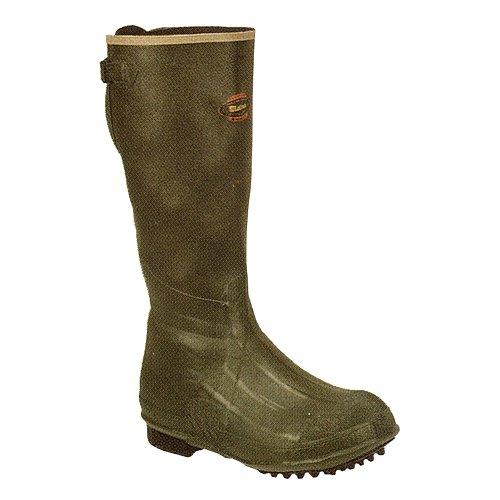 LaCrosse Men's 18″ Burly Air Grip Hunting Boot,Olive Drab Green,9 M US