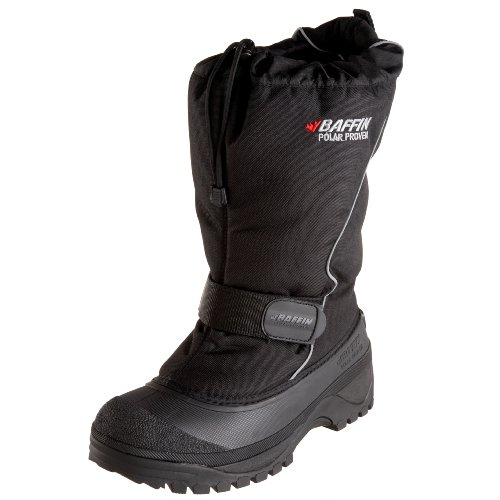 Baffin Men's Tundra Snow Boot,Black,12 M US