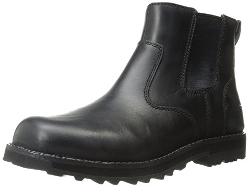 KEEN Men's The 59 Chelsea Casual Boot, Black, 12 M US