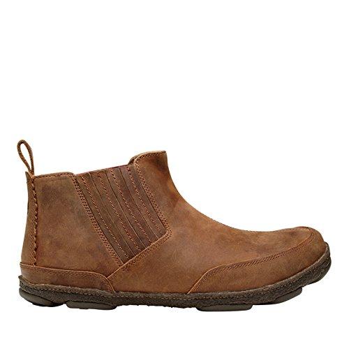 Olukai Nanea Mens Boots Henna/Henna – 11