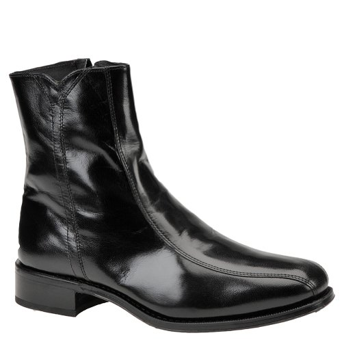Florsheim Men's Regent Motorcycle Boot, Black, 11.5 D US