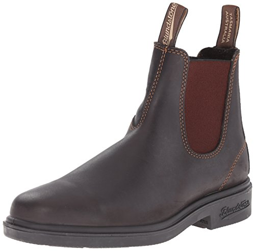 Blundstone 62 Pull-On Boot,Stout Brown,AU 12 M (US Men's 13 M)