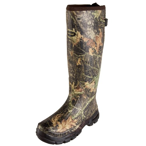 LaCrosse Men's 18″ Alphaburly Sport Hunting Boot,New Mossy Oak Break-Up,10 M US