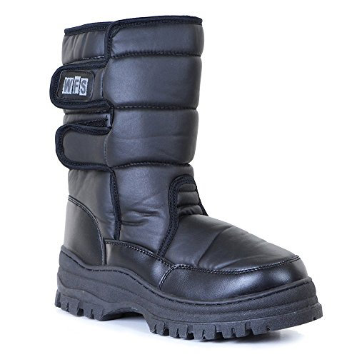 World Famous Men`s Deluxe Winter Boot