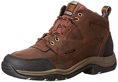 Ariat Men's Terrain H2O Hiking Boot,  Copper,  13 D US