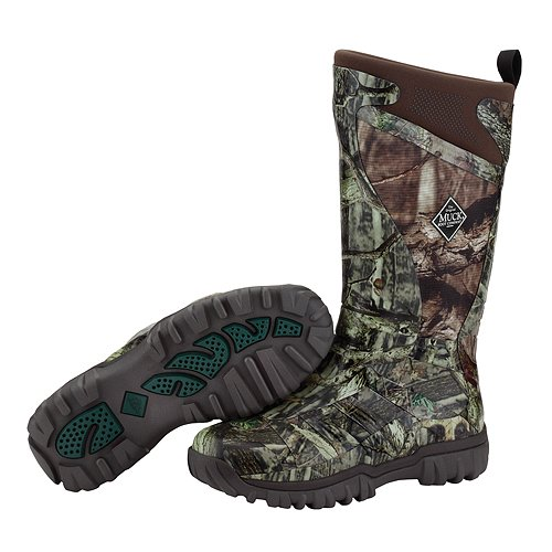 MuckBoots Men's Pursuit Supreme Hunting Boot,Brown/Mossy Oak Infinity,10 M US