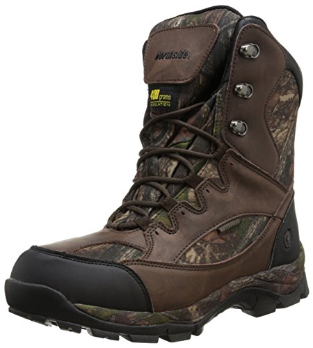 Northside Men's Renegade 400 Lace-Up Hunting Boot,Brown Camo,10.5 M US