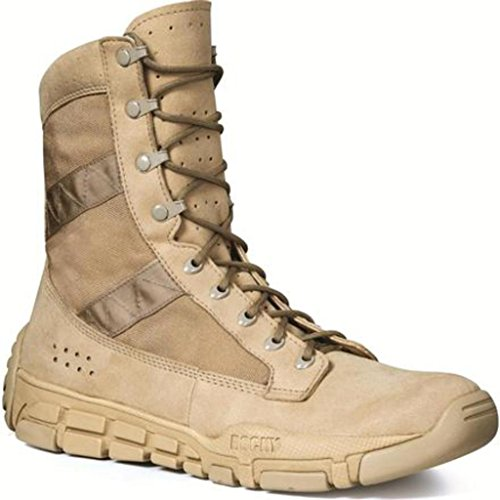 Rocky Men's C4T Tactical Boot,Desert Tan,8.5 M US