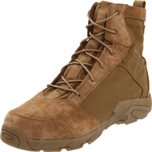 Oakley Men's LSA Boot Terrain Military Boot, Coyote, 7 M US