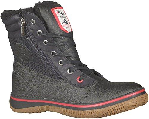 Pajar Men's Tour Boot, Black, 42 EU/9-9.5 M US