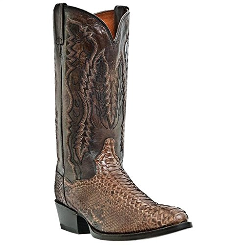 Dan Post Genuine Python Western Bay Apache Cowboy Boots: A Review