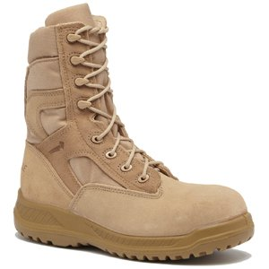 Belleville 310ST Hot Weather Tactical Safety Toe Boot (9R, Desert Tan)