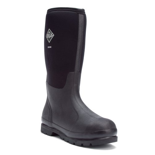 Muck Boot Company Men's Chore Classic Hi Boot 11 Black