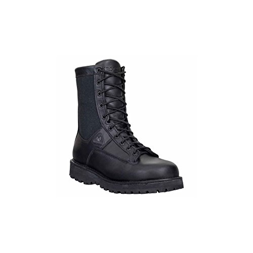 Rocky Men's 8 Inch Portland 2080 Work Boot,Black,10 M US