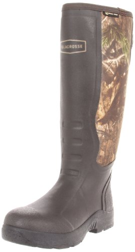 LaCrosse Men's Alpha Mudlite Snake Hunting Boot,Realtree APG,8 M US