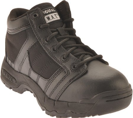 Original S.W.A.T. Men's Metro Air 5 Inch Side-zip Tactical Boot, Black, 13 D US