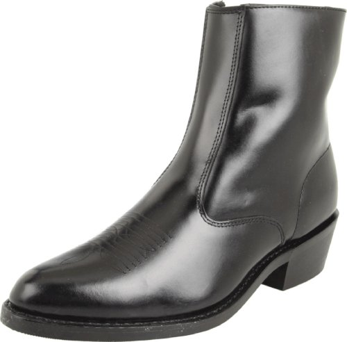 Laredo Men's Long Haul Boot,Black,9 EE US