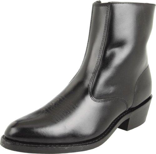 Laredo Men's Long Haul Boot,Black,9 EE US