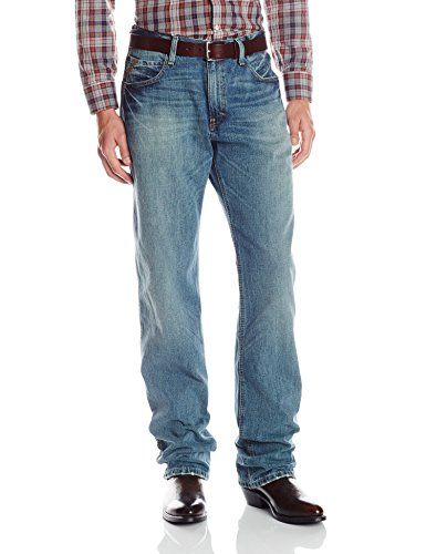 Ariat Men's M3 Loose Fit Jean, Scoundrel, 35×32