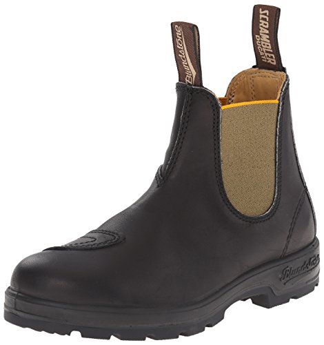 Blundstone Men's The Ducati Scrambler Motorcycle Boot, Voltan Black, 7 UK/8 D US