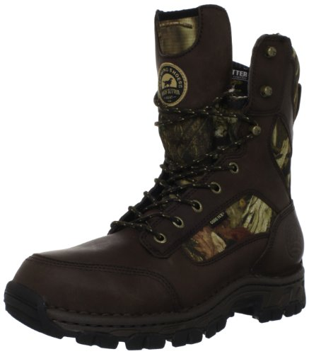 Irish Setter Men's 840 Havoc WP 800 Gram 10″ Big Game Boot,Mossy Oak Break Up Infinity/Brown,10 D US
