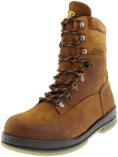 Wolverine Men's W03295 Waterproof Boot,Stone,12 XW US