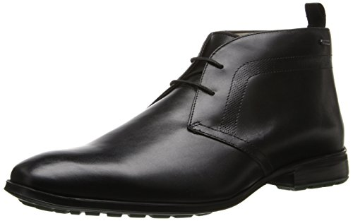 Clarks Men's Gleeson Hi GTX Chukka Boot,Black,13 M US